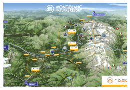 Chamonix summer Summer Rates Timetables Brochures MontBlanc